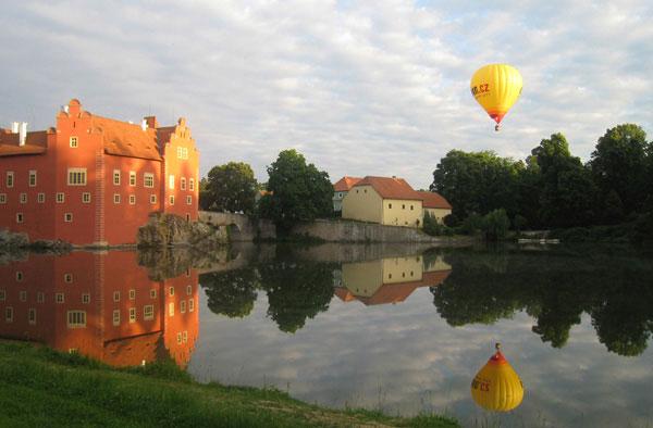 Let balónem pro 2 osoby