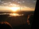 Let balónem nad Telčí 2
