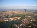 Let balónem nad Telčí 4